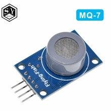 MQ-7 módulo de sensor de gás liquefeito metano fumaça detecção para arduino starter kit diy