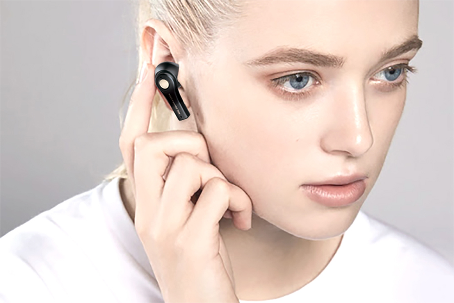 BONOLA TWS Wireless Bluetooth Headset 5.0 Sport Waterproof Earbud Earphone with Microphone for iPhone 1212Mini Xiaomi Samsung (1)