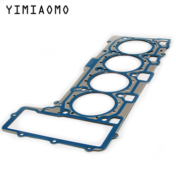 079 103 383 AQ Engine Left Multi Layered Steel Cylinder Head Gasket For Audi A6 A5 S5 A8 Q7 R8 RS4 VW Touareg 4.2L 613548000
