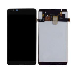"""Image 5 - 4.7 """"מסך עבור SONY Xperia E4G LCD מסך מגע Digitizer עצרת עבור Sony E4G תצוגה עם החלפת מסגרת E2003 e2006 E2033"""