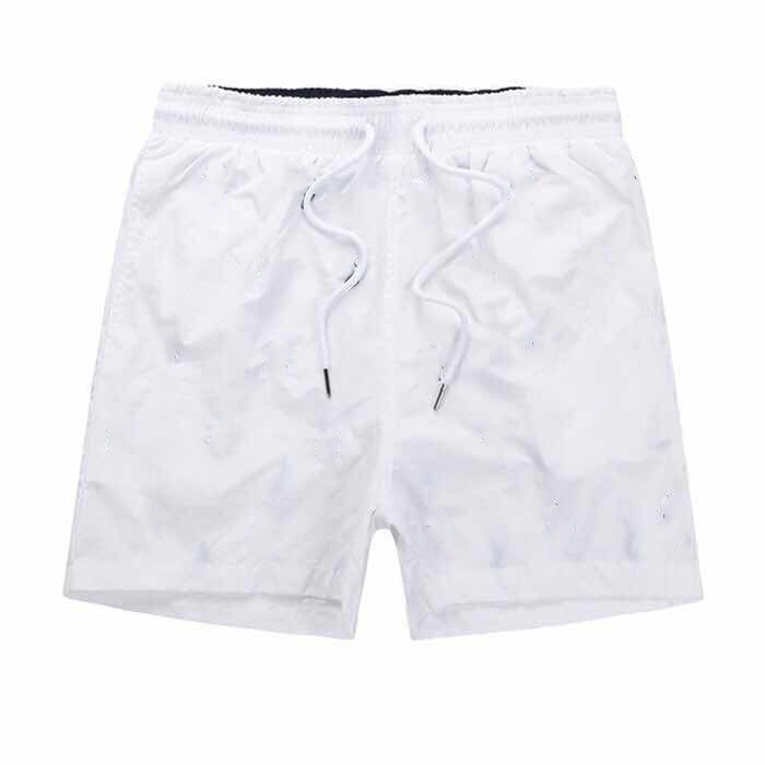 Summer  Many Small Pony  Casual Shorts Gyms Fitness Sportswear Bottoms Male Running Training Quick Dry Beach Short Horse Pants