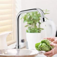 G1/2in Single Handle Sink Faucet for Kitchen 360 degree Rotating Cold Water Tap Bathroom Supplies robinet salle de bain