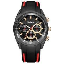 BIDEN Fashion Watch Men Auto Date Sport Casual Mens Watches
