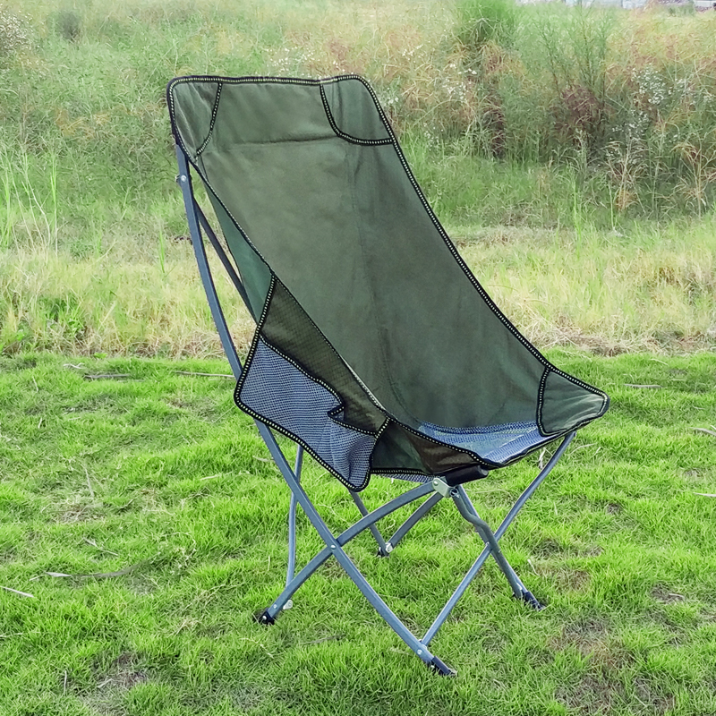 Professional Fishing Chair Foldable,outdoor Camping/picnic/hiking/beach/travel Portable Chair Stool, Support 150kg