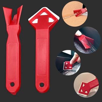 2 Pieces/set Mini Handmade Tools Scraper Utility Floor Cleaner Tile Cleaner Surface Glue Residual Shovel herramientas