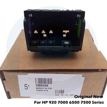 Original New For HP 920 6000 6500 7000 HP7000 HP7500 B109 B110A B209 B210A Printhead Print head CN643A CD868-30001 CD868-30002 hp564 printer print head for hp photosmart plus b210a printhead b210a original printing head
