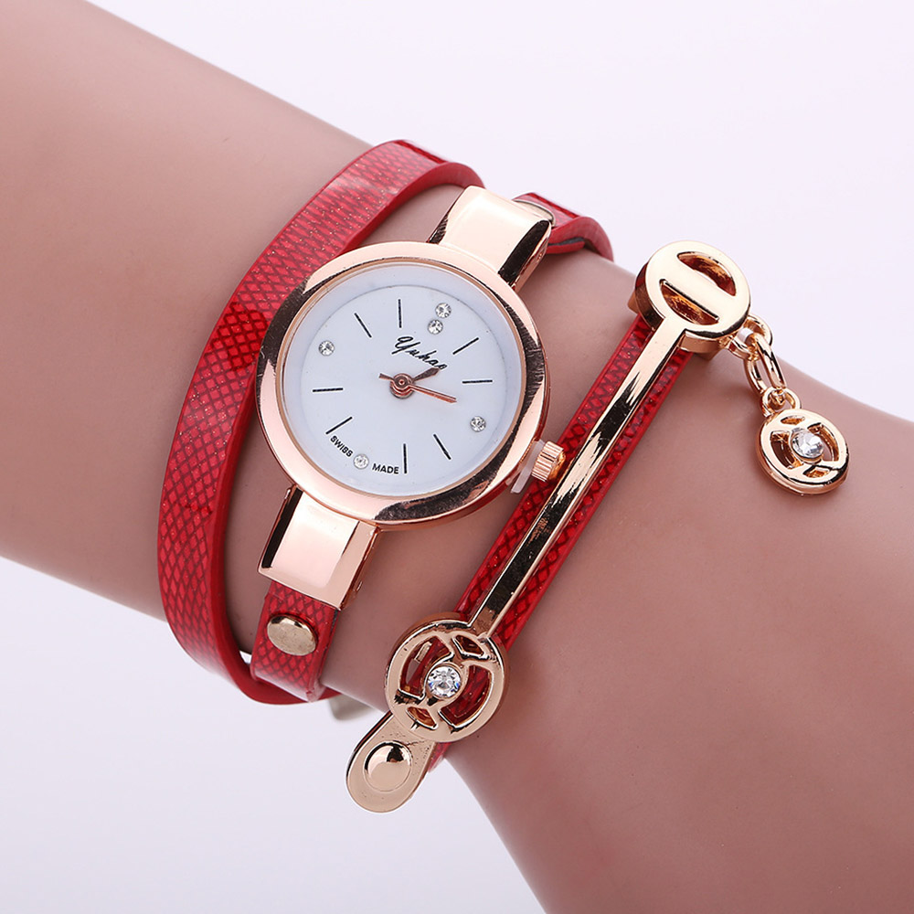 Fashion Women Bracelet Watches Ladies Dress Clock Casual Simple Analog Quartz Wristwatches Relogio Feminino Gift Drop Shipping (2)