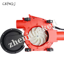 Portable Dedicated Blowing Vacuum Cleaner Industry Wall Surface Cutting Polishing Slotting Woodworking Dust Removal Blower