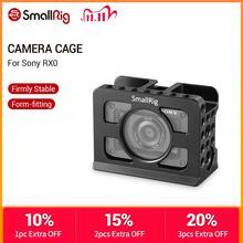 كاميرا صغيرة لسوني RX0 هيكل قفصي الشكل للكاميرا مع المدمج في اركا السويسري لتركيب ترايبود/مراقب 2106