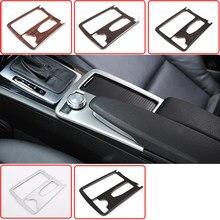 Soporte RHD LHD para consola Central de coche, embellecedor de marco, Clase E, coupé C207 W212 2003-12, para Mercedes Benz Clase C W204