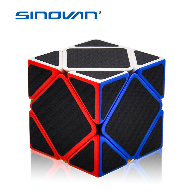 New Arrival Pandora Magic Cube Cubo Magico Strange-shape Puzzle Skew Cubes Speed Twist Bricks Block Education Toys Neo Cube