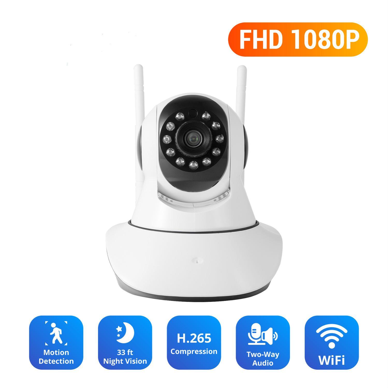 ANNKE 1080P CCTV Smart IP Camera Wifi Security Baby Monitor IR Night Vision Two Way Audio Surveillance Wireless IP Camera