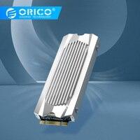 ORICO SSD المبرد التبريد بالوعة الحرارة تبديد الحرارة المبرد ل M.2 NGFF PCI-E NVME 2280 SSD مبادل حراري من الألومنيوم برودة