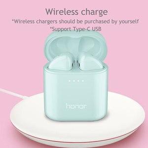 Image 2 - Honor Flypods Pro Tws Oortelefoon Flypods/Lite In Ear Oordopjes True Draadloze Koptelefoon Bluetooth 5.0 Voor Android En ios