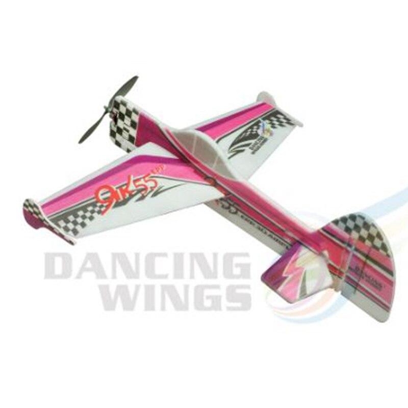 Avion d'entraînement télécommandé EPP mousse YAK55 800mm modèle de voltige 3D 2