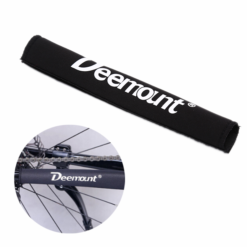 1PC Bicycle Chain Protector Bike Guard Cover Pad Bicycle Cycling Chain Care Stay Posted Protector Frame Protector Guard