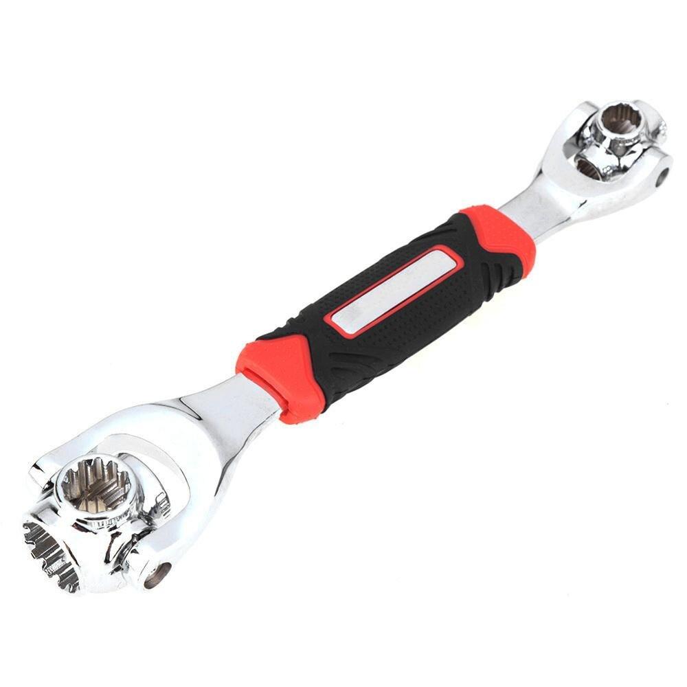 호랑이 렌치 48 in 1 공구 소켓 스플라인 볼트 Torx 360 Degree 6 점 Universial 가구 자동차 수리 핸드 툴