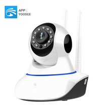 Yoosee hd 720 p ip カメラ wifi ワイヤレス双方向オーディオナイトビジョン onvif ホームセキュリティ cctv 監視カメラベビーモニター