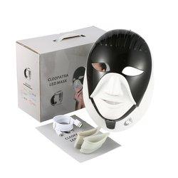 2019 NEW Cleopatra Back Cover Led Touch Led Mask Design Photorejuvenation Instrument Color Beauty Instrument Facial Neck