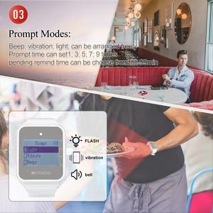 Image 5 - Retekess TD108 izle alıcı kablosuz garson çağrı restoran çağrı müşteri hizmeti mutfak Cafe fabrika diş hekimi kliniği
