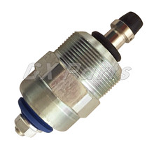 79082108 24V Diesel Fuel Shut-Off Solenoid Valve for Cummins Bosch Fuel Pump loader 863 873 bf4m1011f fuel shut off solenoid 04272733