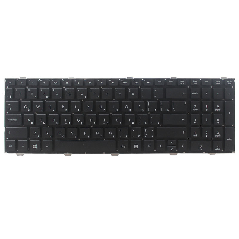 New For HP Probook 4530S 4535S 4730S Keyboard Spanish Español SP no frame black