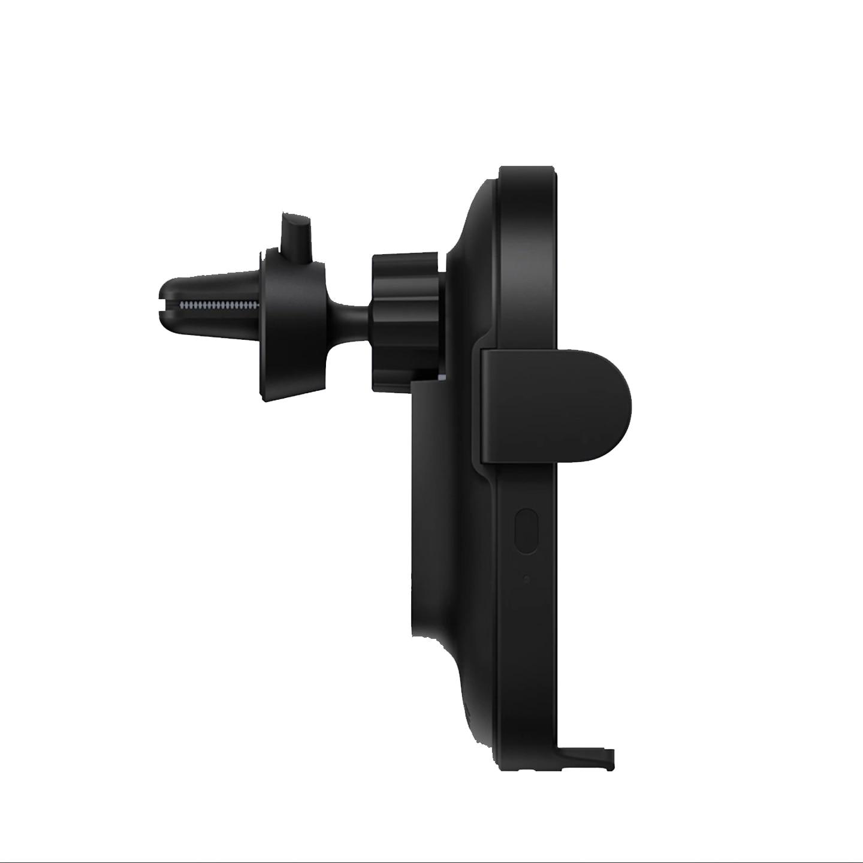 Image 2 - Беспроводное Автомобильное зарядное устройство Xiaomi Mijia, 20 Вт Max Qi электрическое автоматическое зажимное кольцо 2.5D со стеклянным кольцом для Mi 9 MIX 2S iPhone X XS MAXcharger xiaomi originaloriginal charger xiaomicar lighter usb  АлиЭкспресс