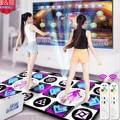 JRGK  беспроводной контроллер  коврики для игры  фитнеса  английское меню  танцевальные коврики  коврики для ТВ  ПК  компьютерный флэш-светильн...