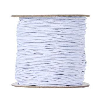 25M Jewelry Making Stretchy Round Elastic Rope Cord String Rubber Band 1mm