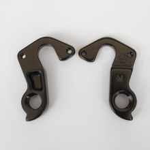цена на 2pcs bike alloy Bicycle Derailleur hanger Cycling Rear gear Derailleur Hangers For CANNONDALE Trail SL 29er TANGO Rush Trail SL