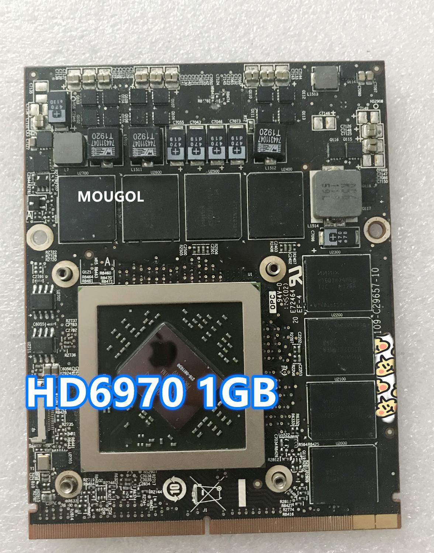 Apple iMac 2011 A1312 HD 6970M 1GB DDR5 VGA Video Card 109-C29657-10 216-0811000