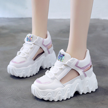 Women Sandals 2020 Summer Fashion Hollow Out Wedges Gladiator