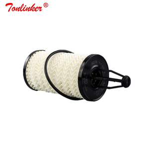 Image 5 - Filtre À huile A2761800009/2761840025 1 Pièces Pour Mercedes C CLASS W205 A205 C205 S205 2014 2019 C43 C400 C450 Modèle Blanc Papier Filtre