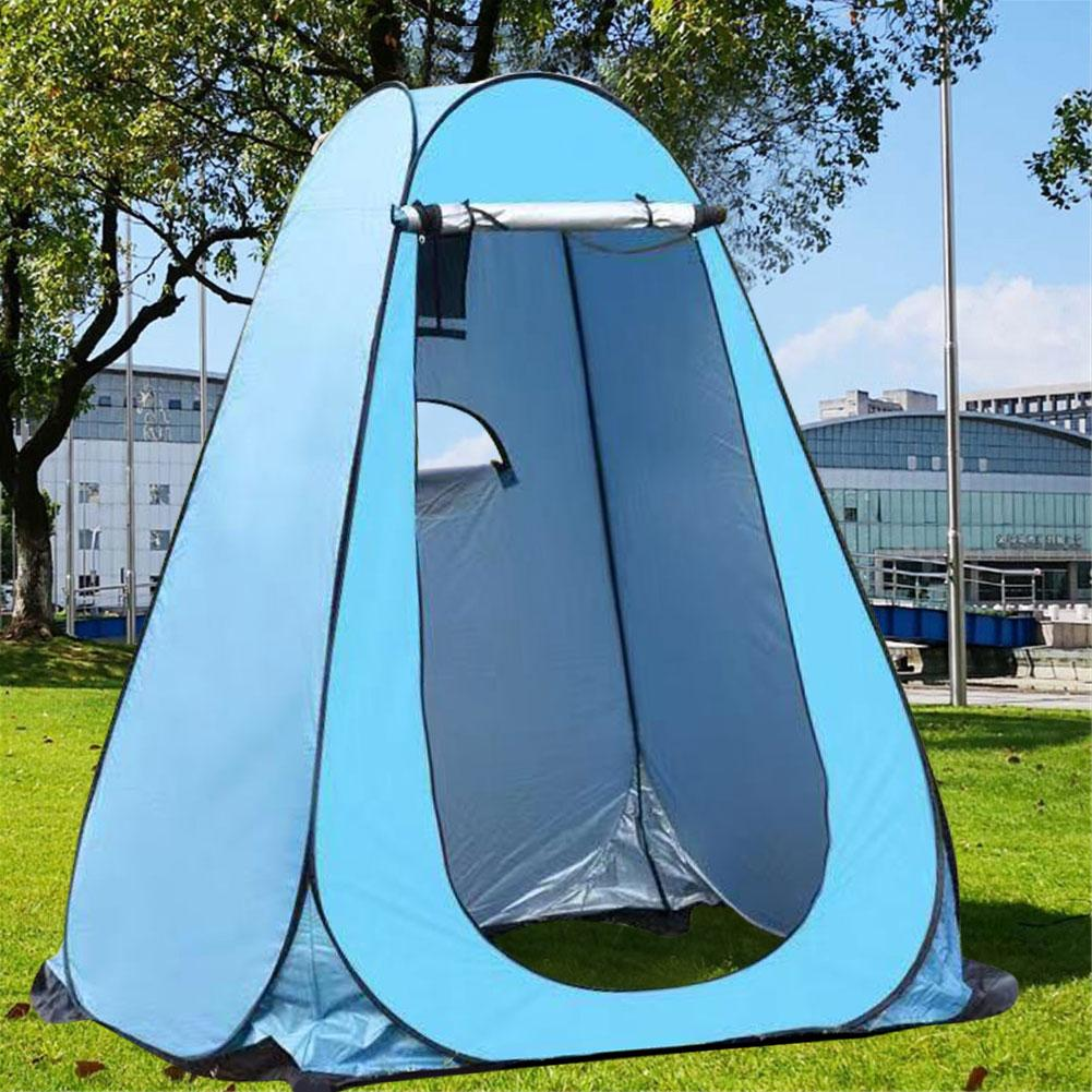 Instant Portabele Privacy Shower Tent niyin204 Pop Up Pod Changing Room Privacy Tent With Carry Bag Changing Room Easy Set Up Foldable Camp Toilet For Camping And Beach