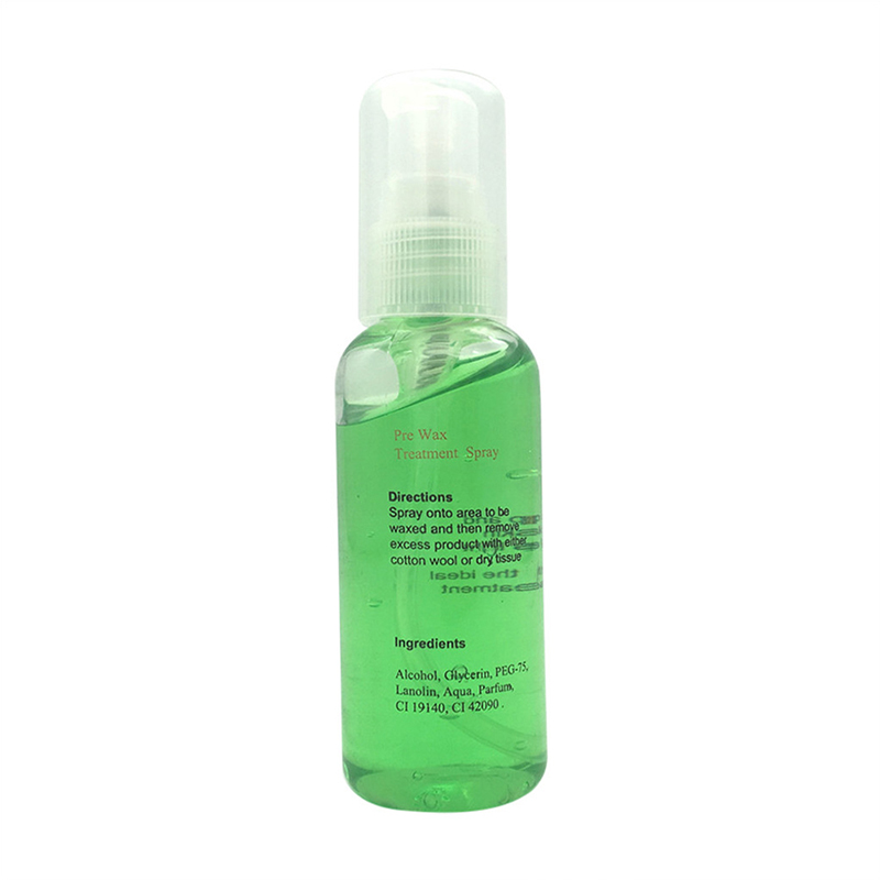 Hair Removal Cleansing Solution Beeswax Cleaning Lliquid Gel Type Firming Essence Painlessly Leg Hand Area