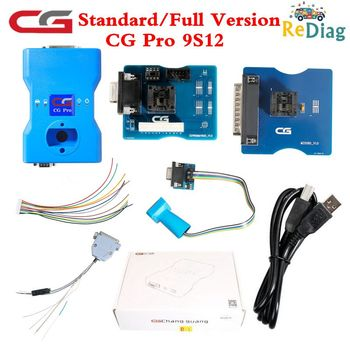 Full Version CGDI CG Pro 9S12 Programmer Next Generation of CG-100 CG100 For BMW Key Programmer For Freescale 705 711 908 912