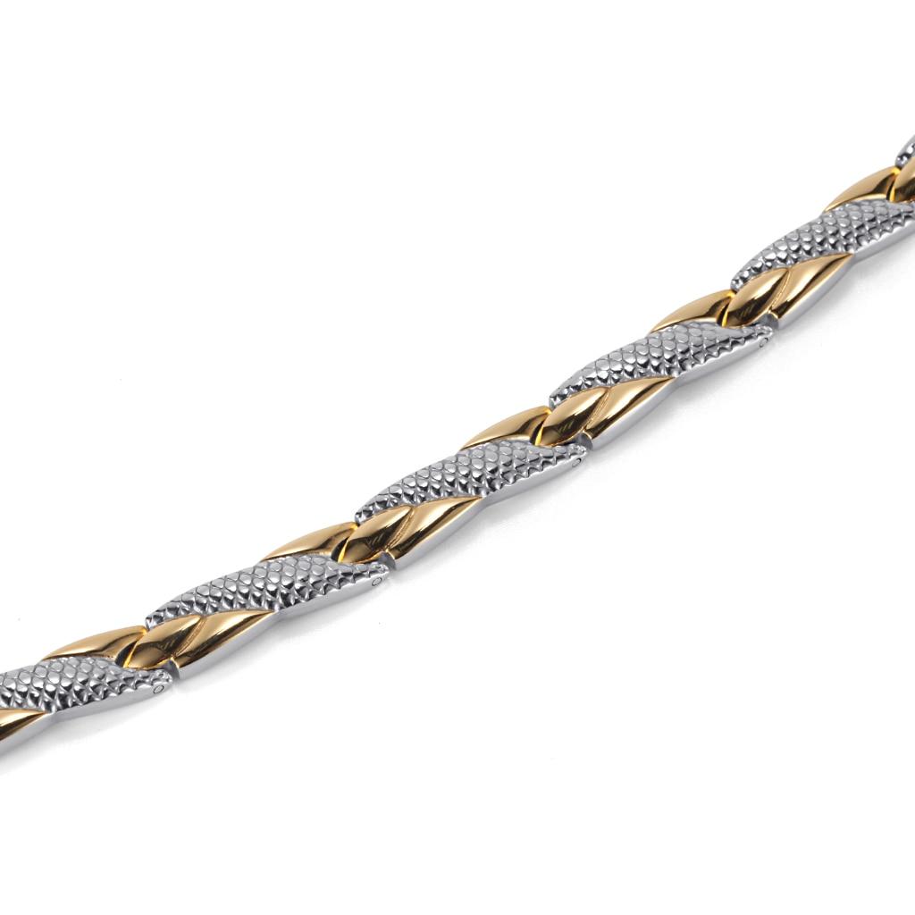 H16e89f308b0542fdb45ea780c103f774C - Stainless Steel Bracelet Anklets for Arthritis