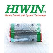 Original HIWIN MARCA EGH15CA EGW15CA EGH20CA EGW20CA MGN7H MGN9H MGN12H MGN15H MGN7C MGN9C MGN12C MGN15C HGH15CA transporte linear