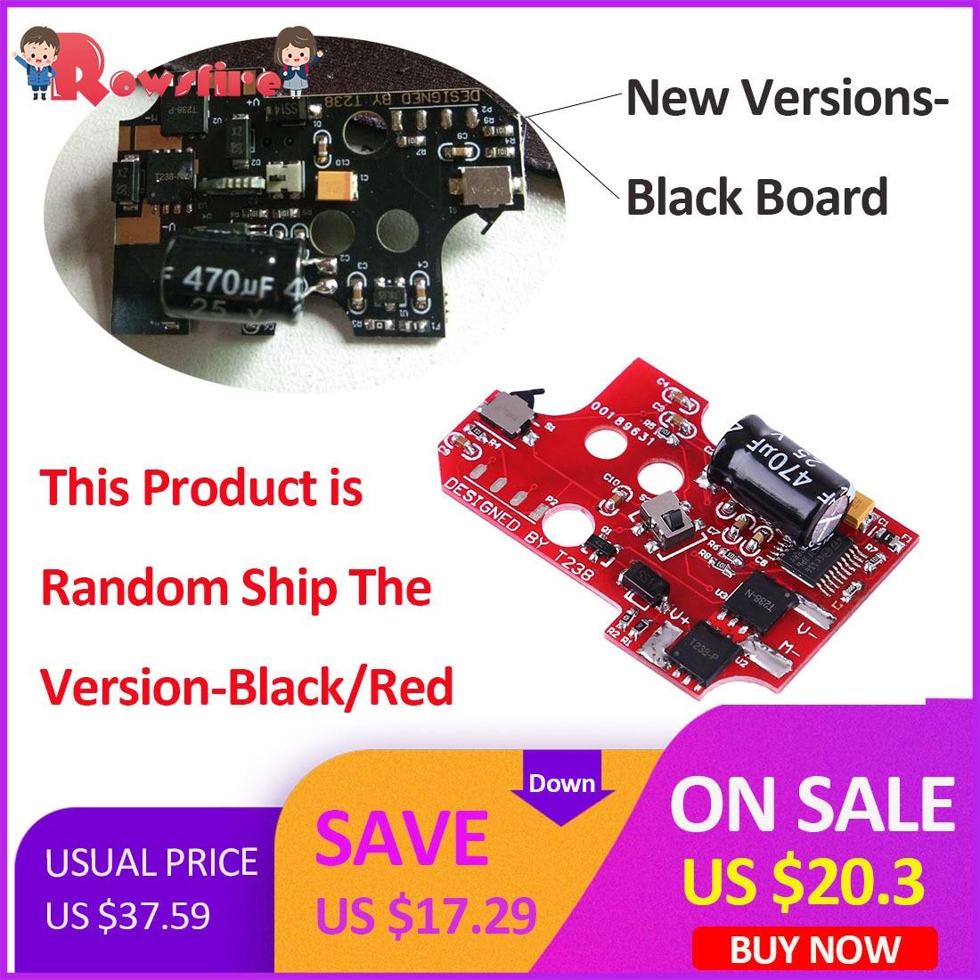 T238 Electronic Fire Control FET Electronic Switch Release For XWE M4/JM Gen.9 /FB 1.0-3.0 /Kublai M4 /Jingji SLR /Jiqu Gearbox