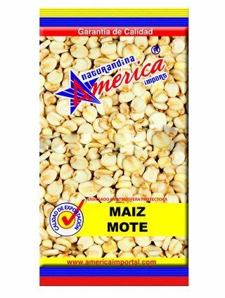 Mote Mais - Hominy Aus Peru - 500g