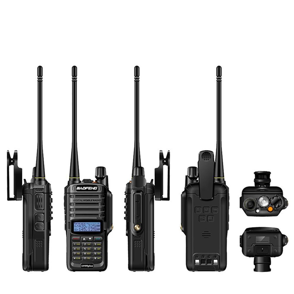 Ultimate SaleBaofeng Walkie-Talkie Ham Two-Way-Radio UV9R IP68 Long-Range Hunting CB Waterproof High-Power