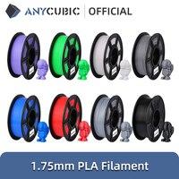 Filamento ANYCUBIC PLA 1.75mm plastica per stampante 3D materiale di consumo in gomma 1 kg/rotolo per stampa 3D FDM Mega S Vyper