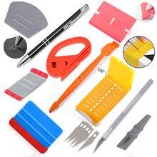 Foshio аксессуары для автомобиля набор виниловых инструментов