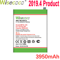 WISECOCO 3950mAh M5 Battery For Vernee M5 Mobile Phone In Stock Latest Production High Quality Battery+Tracking Number