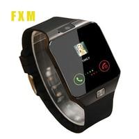 Anruf Bluetooth uhren für männer DZ09 Wearable Handgelenk Telefon Uhr Relogio 2G SIM TF Karte smartphone die männer uhren + 8GB Karte