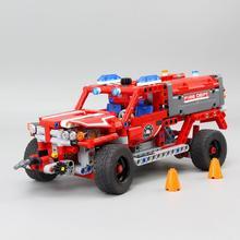 XingBao 03012 1505Pcs Genuine Technic MOC Series The Red Monster Set Children Educational Building Blocks Bricks Toys Model Gift стоимость