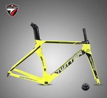 700C Road Bike Carbon Frame TWITTER EPS Road Bicycle Sniper2.0 Cycle Racing Carbon Frame+Fork+Seatpost 18K Carbon Frame цена 2017
