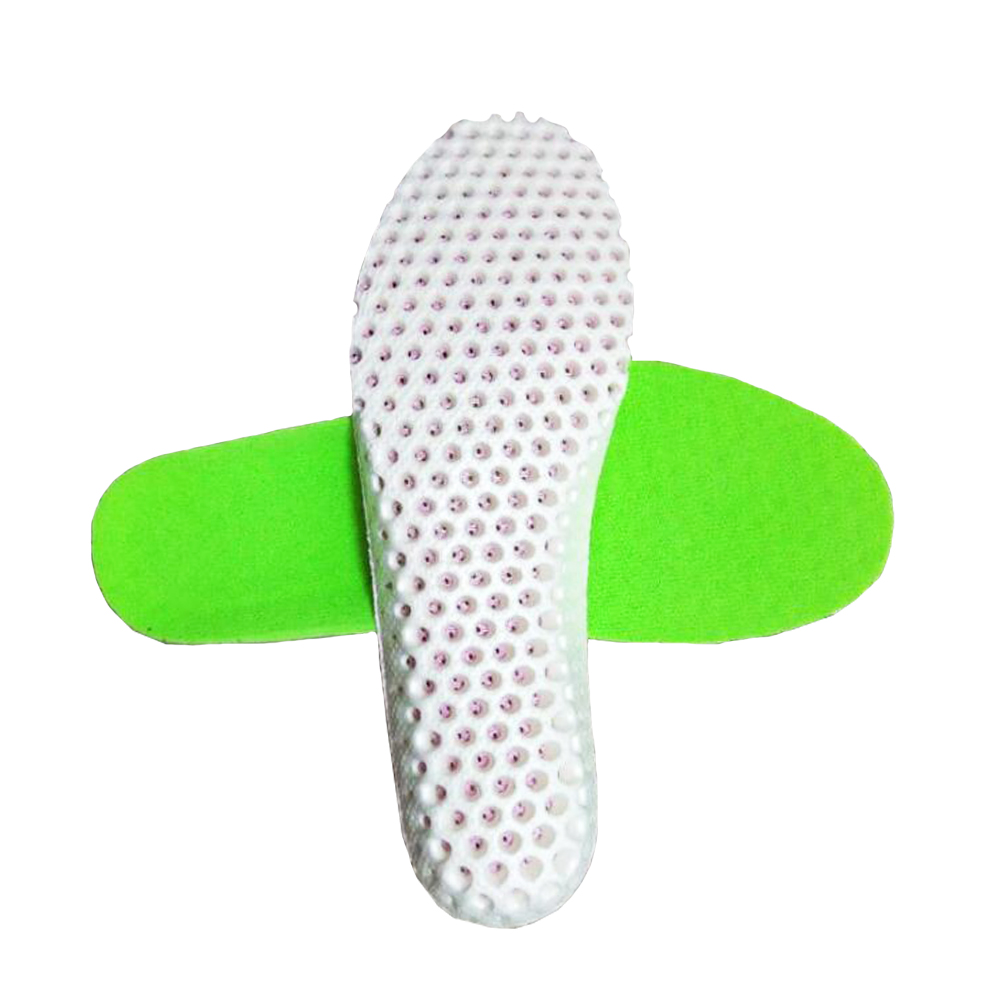 Children Boys Girls Breathable Insoles For Sport Shoes Honeycomb Memory Foam Full Pads Running Insoles For Teenage Men