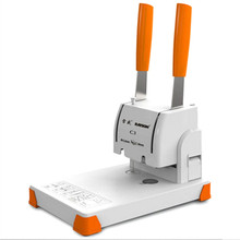 Device Punch-Tools Binding-Machine Office-Appliance Certificate Profession Hole-Puncher