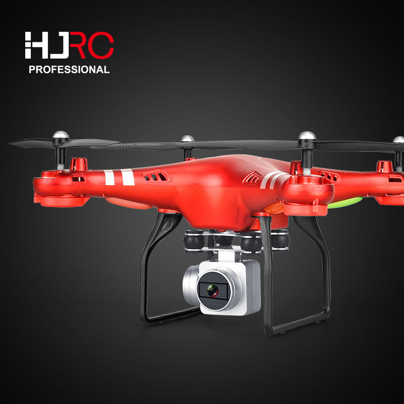 Unmanned Aerial Vehicle Remote Control Aircraft Set High WiFi Real-Time Aerial Photography Quadrocopter Toy HR Sh5h